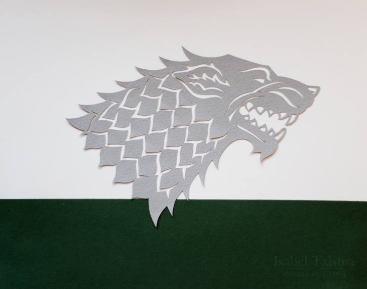 Stark Sigil (Version 2) by fit51391