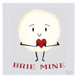 Brie Mine Valentine by fit51391
