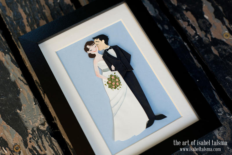 Save the Date (Papercut) by fit51391