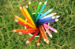 Pencils of Colour
