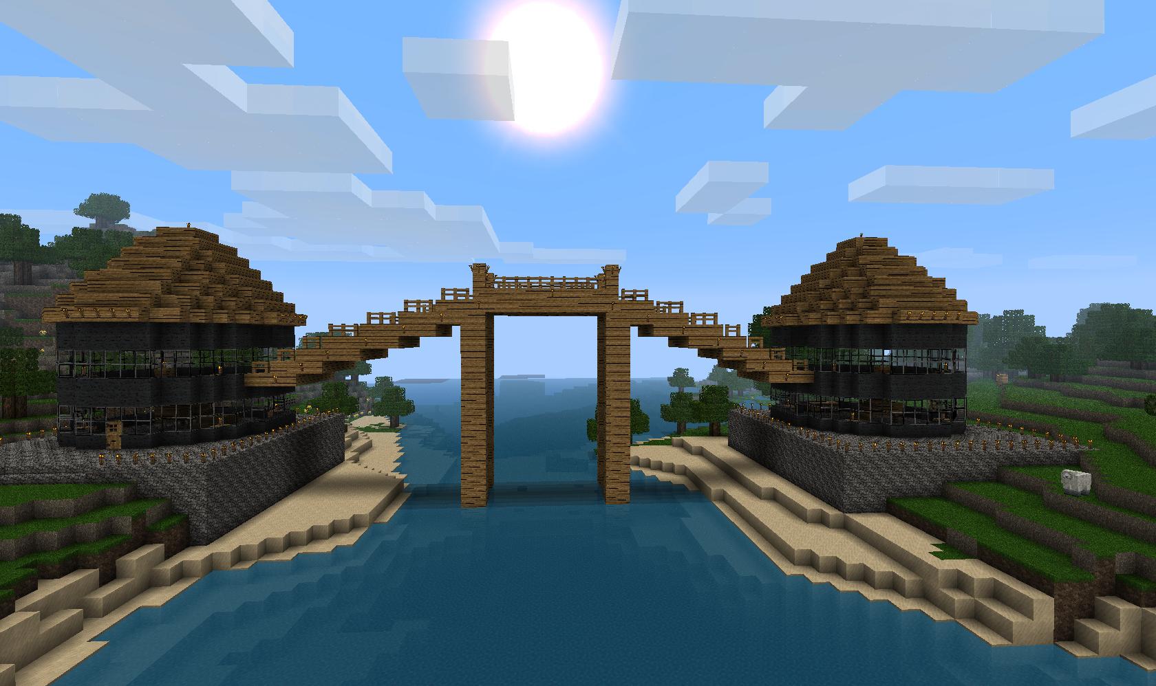 Gothic house cottage minecraft project minecraft - Minecraft projekte ...
