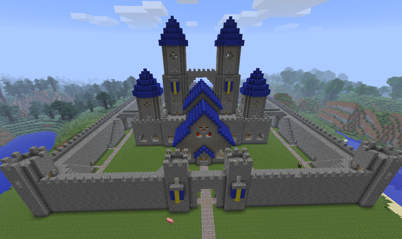 Builders needed server recruitment servers java for How to build a castle home
