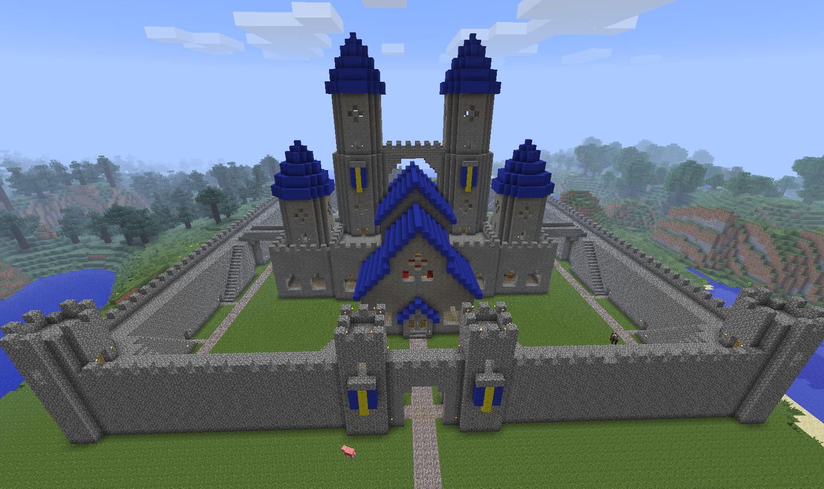 Builders needed server recruitment servers java for Build a castle home
