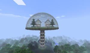 Minecraft: Bio Dome