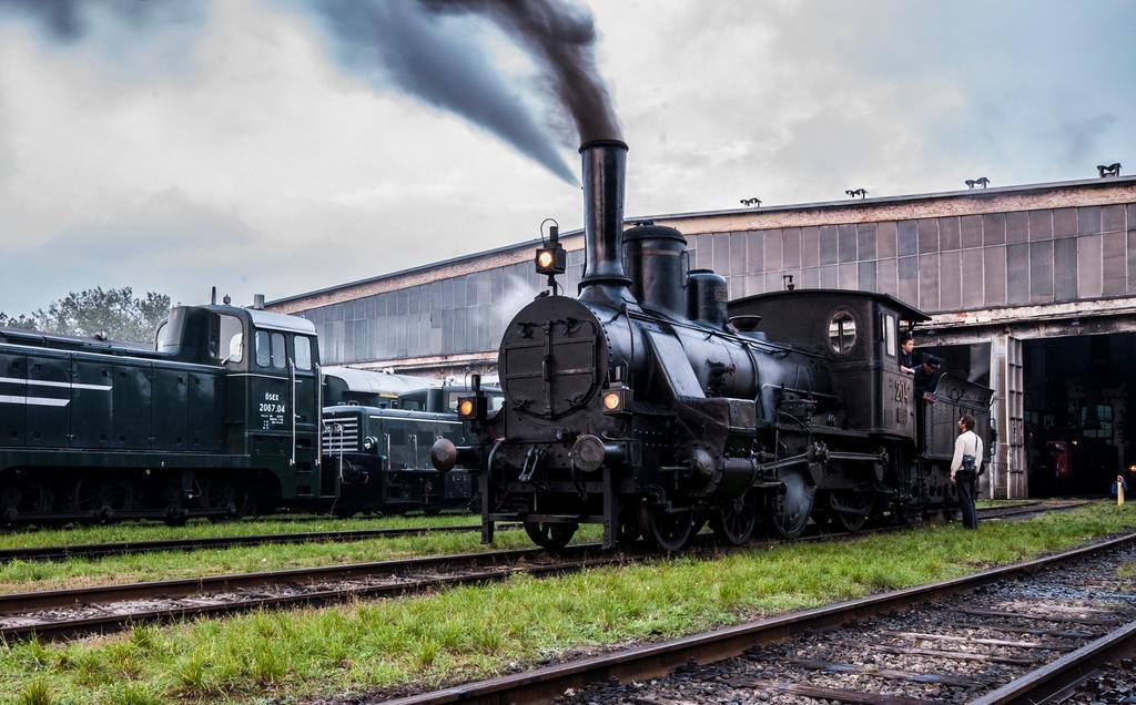 Hungarian Railways 204 by mark1214