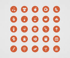 04-food-icon by psdzzz