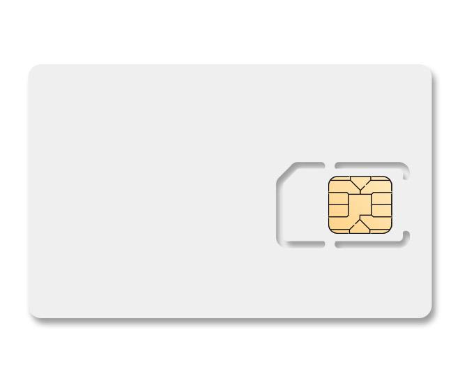 Sim Card Template Design By Psdzzz On DeviantArt - Sim card template
