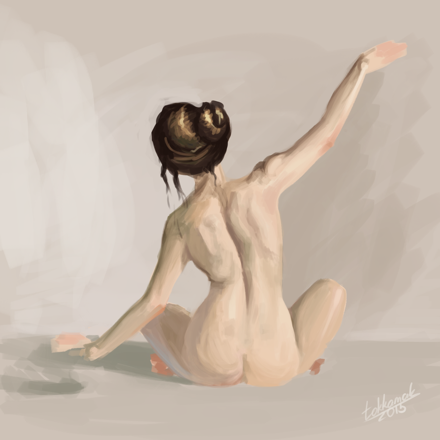 Struggling with color: Figure by tokkamak