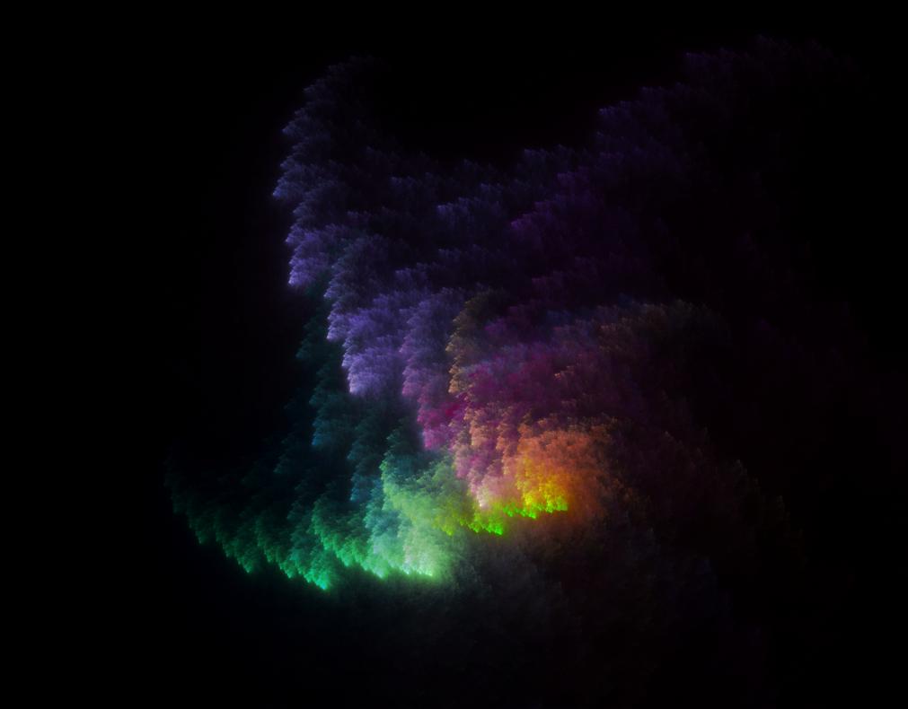 Star Cloud by WilliamSchatz