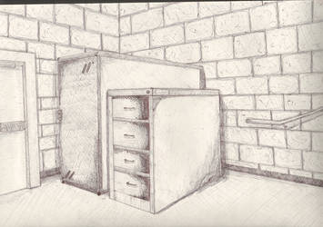 2 point perspective room teresa levesque by purpleforrestfires