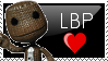 LBP Love Stamp by LuckyBambooPhotos