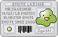Squishor License by LuckyBambooPhotos