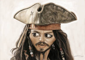 JACK SPARROW by JaumeCullell