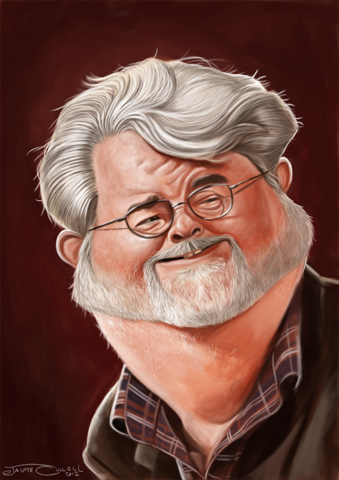 GEORGE LUCAS By ~JaumeCullell