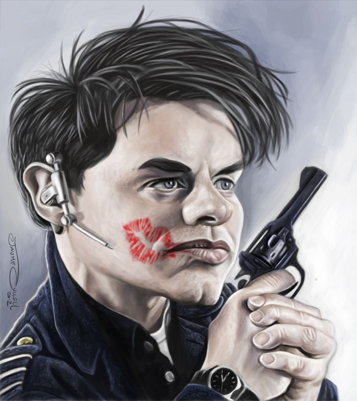 CAPTAIN JACK HARKNESS by JaumeCullell