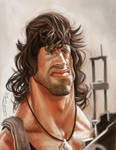 RAMBO by JaumeCullell
