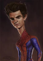 AMAZING SPIDERMAN by JaumeCullell