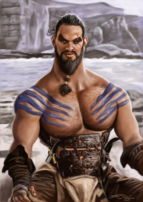 KHAL DROGO By JaumeCullell On DeviantArt