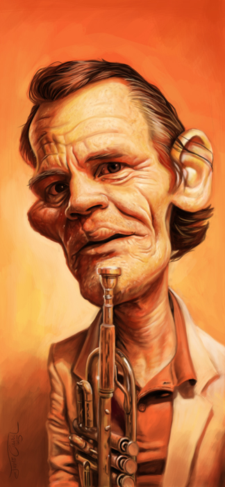 CHET BAKET by JaumeCullell