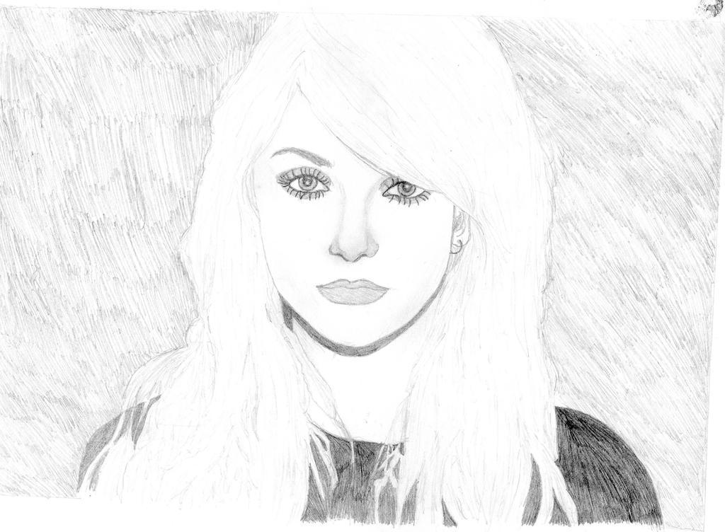 Taylor Momsen by fairyville