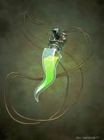 Anti Venom Vial by joelhustak