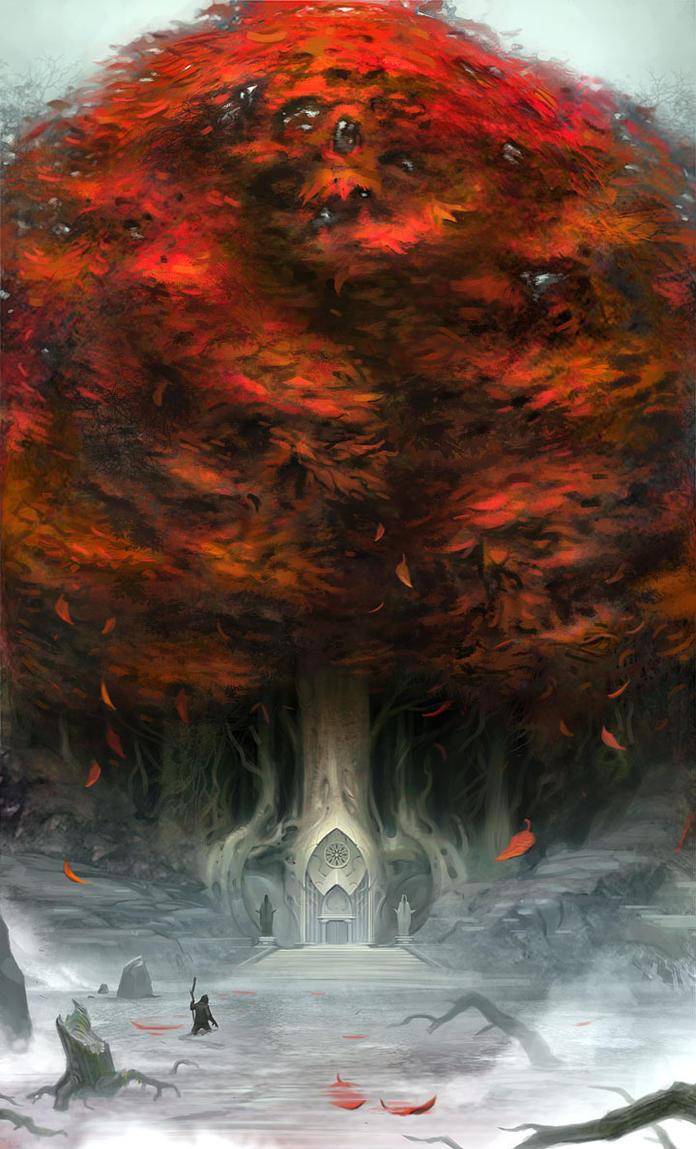 Tree of Duality 2 by joelhustak