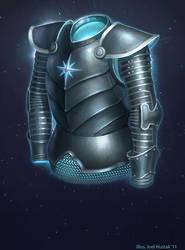New Moon Armor by joelhustak
