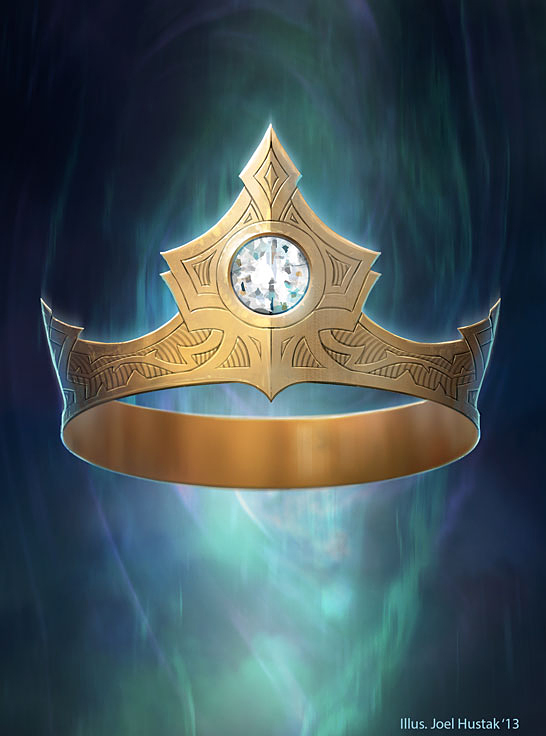 Crown of Ragnarok by joelhustak