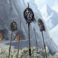 Orc Territory by joelhustak