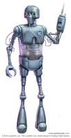 Medical Droid by joelhustak