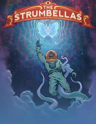 The Strumbellas Tour Poster 2016 by joelhustak