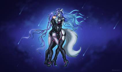 Yana and Ceri cosplay 2 +VIDEO