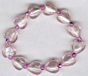Heart Bracelet by Lunablix