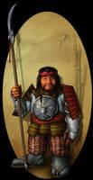 Oriental Dwarf (Korobokuru)