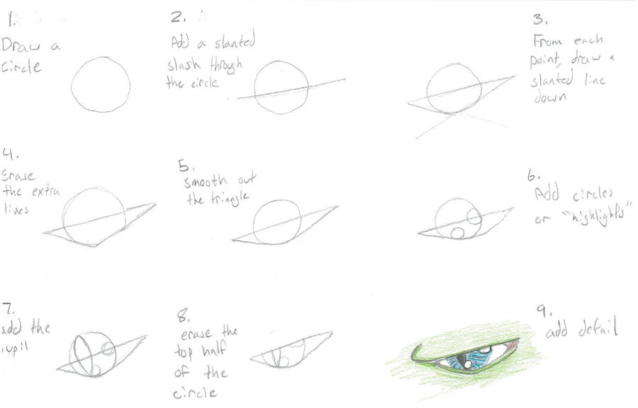 Pictures Of How To Draw A Dragon Eye Easy Rock Cafe