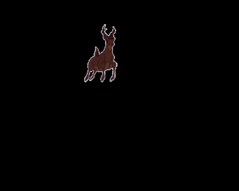 Running Deerbambi by Guardianwolf666