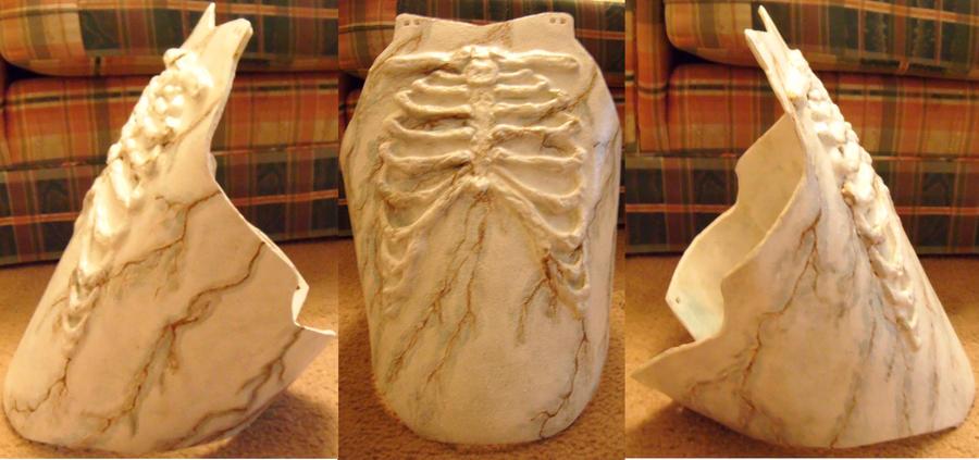 Bone armor do for Fractured LARP by reiaino