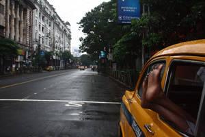 Park Street, Kolkata - 5AM by bingbing51