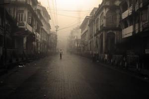 Main Street 5 AM by bingbing51