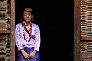 A girl from the Rai community by bingbing51
