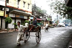 The Rickshaw Puller by bingbing51