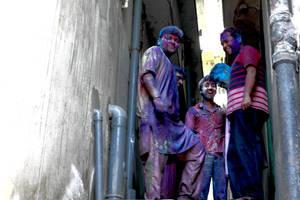Holi 2012.4 by bingbing51