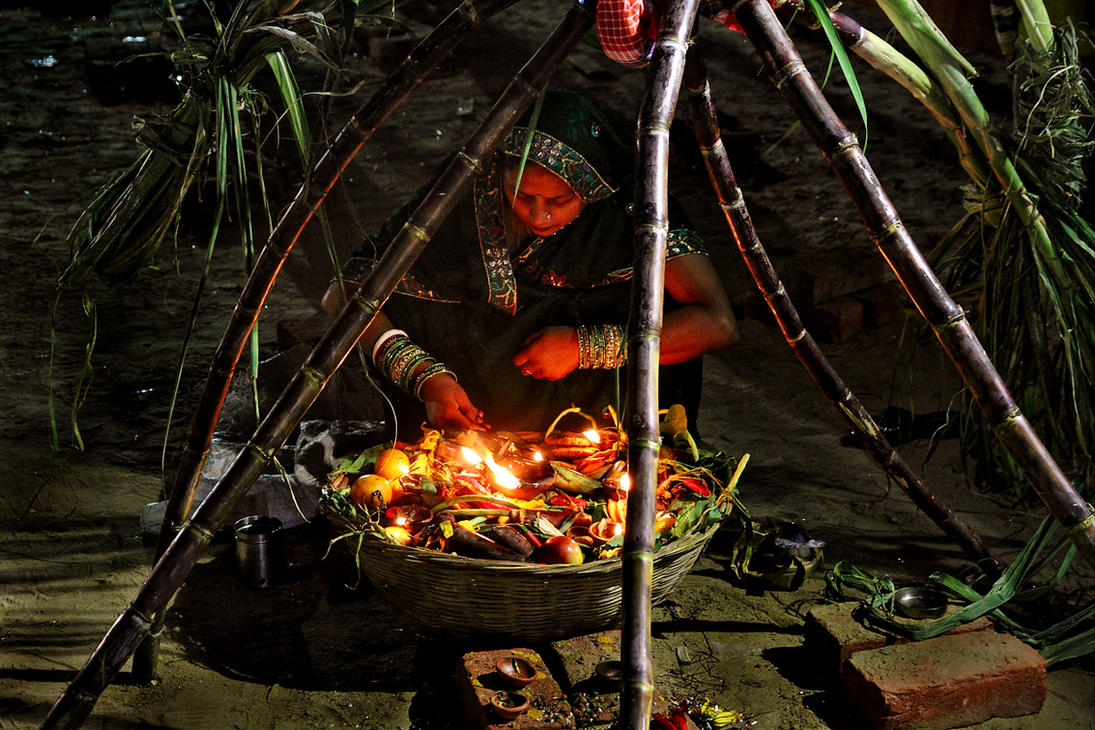 Chhath Puja 2012 by bingbing51