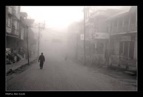 Morning walkers by bingbing51