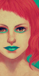 Paint me Turquoise by triola