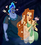 Hades and Persephone colour