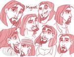 Miguel Sketches