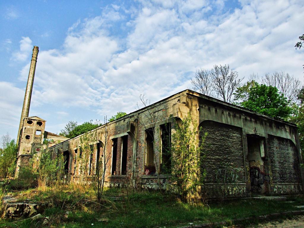 Abandoned Cement Factory : Abandoned cement factory by mission vao on deviantart
