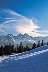 Tatra mountains by mission-vao