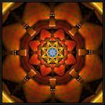 Mandala Copper